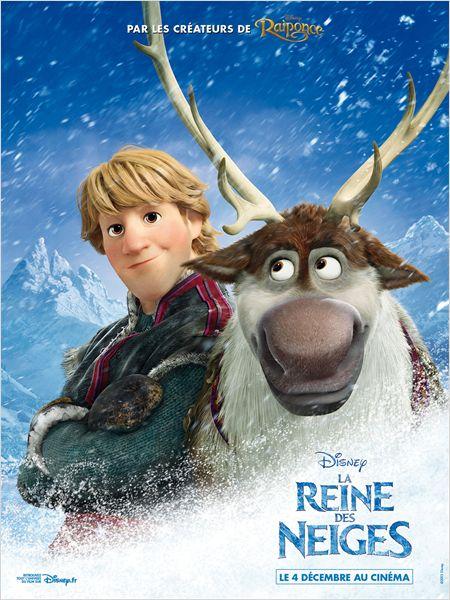 La Reine des Neiges - Kristoff et Sven (1)