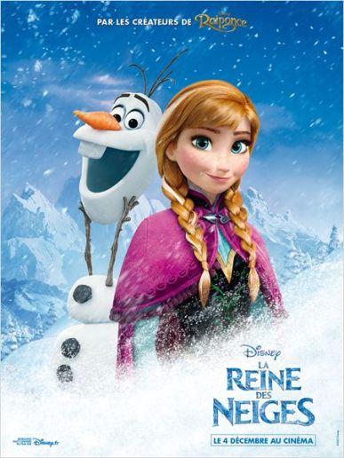 La Reine des Neiges - Olaf et Anna