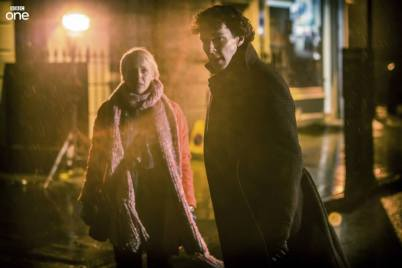 Sherlock et Mary