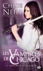 Vampires de Chicago, tome 4 de Chloé Neill