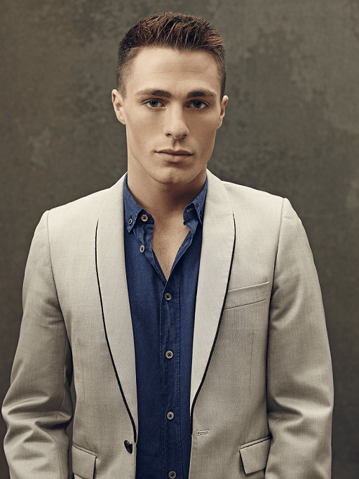 Arrow - Photoshoot - Colton Haynes