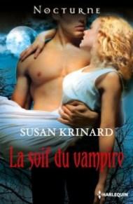 la soif du vampire - susan krinard