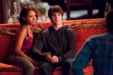 TVD 5x11 - 500 Years of Solitude - Bonnie et Jeremy