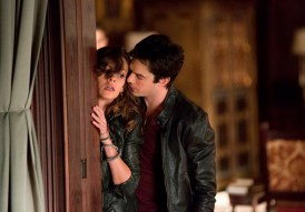 TVD 5x12 The Devil Inside - Nadia & Damon