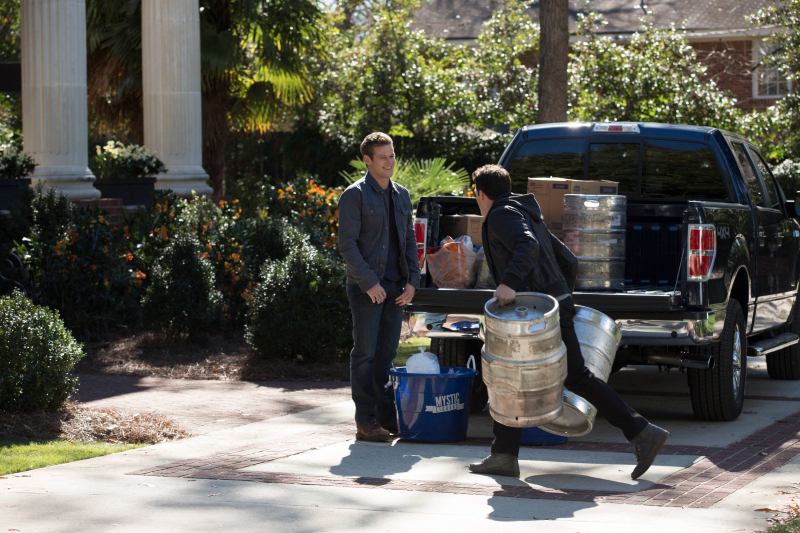 TVD 5x12 The Devil Inside - Matt & Tyler