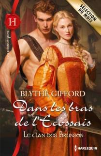 Dans les bras de l'Ecossais de Blythe Gifford