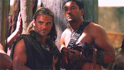 Gannicus et Crixus