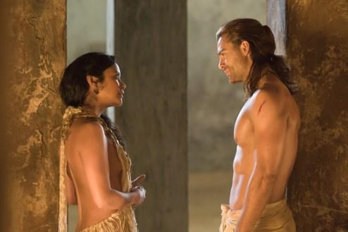 Spartacus: Gods of the Arena 2011; Episode 4 Gannicus Melitta