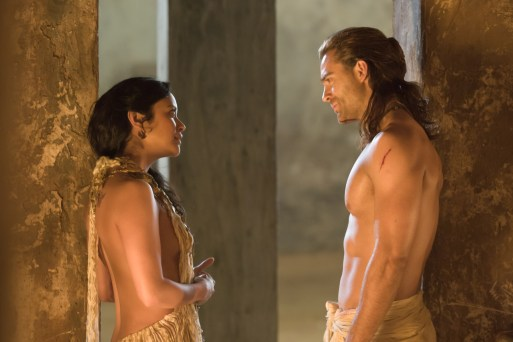Spartacus: Gods of the Arena 2011; Episode 4 Gannicus Melitta