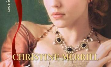 Photo of Ladies & Rebelles T3 : Indocile Fiancée de Christine Merrill