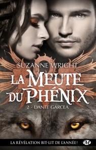 La meute du Phénix tome 2 -Suzanne Wright