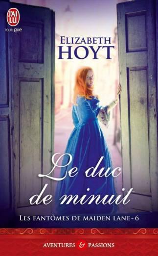 Les Fantomes de Maiden Lane Tome 6 - Le Duc de Minuit de E-Hoyt