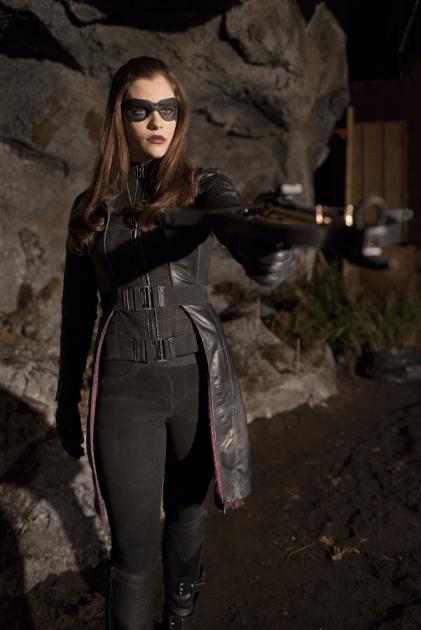 Arrow - S02E17 - Helena The Huntress 2