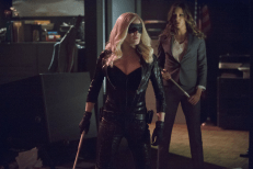 Arrow - S02E17 - Laurel et Sara Lance 4