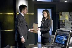 Arrow - S02E18 - Oliver Queen et Isabel Rochev
