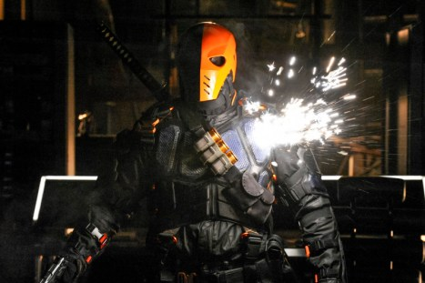 Arrow - S02E19 - Deathstroke