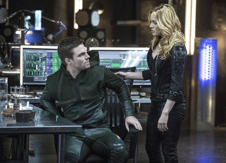 Arrow - S02E20 - Oliver et Sara 1