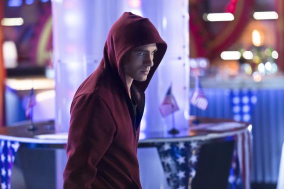 Arrow - S02E20 - Roy Harper