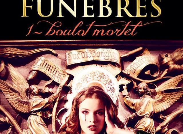 Photo of Boulot Mortel de Rachel Caine