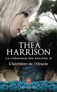 L heritiere de l oracle de Thea Harrison