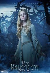 Maléfique poster princesse Aurore