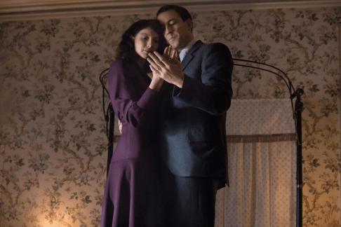 Outlander - Claire et Franck Randall