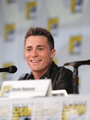 Arrow Comic-Con - Colton Haynes