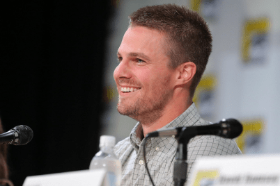 Arrow Comic-Con - Stephen Amell