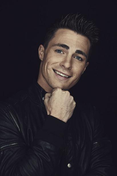 Arrow Warner Bros. Portraits - Colton Haynes