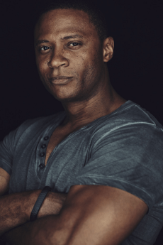 Arrow Warner Bros. Portraits - David Ramsey