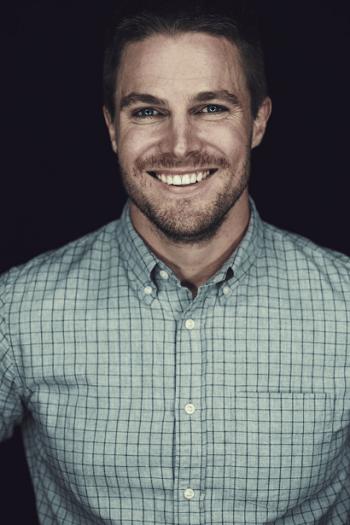 Arrow Warner Bros. Portraits - Stephen Amell