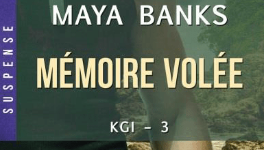 Photo de KGI Tome 3 : Mémoire Volée de Maya Banks
