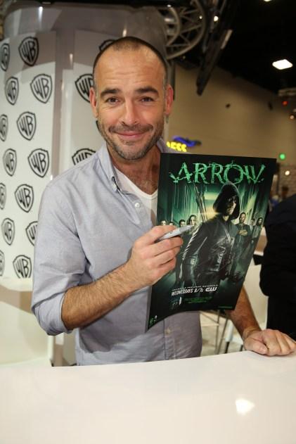 Arrow Comic-Con