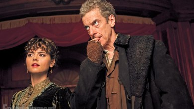 Photo de Trailer pour la saison 8 de Doctor Who !