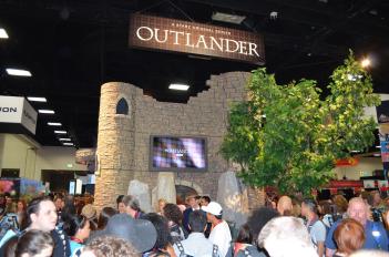 Outlander Comic Con