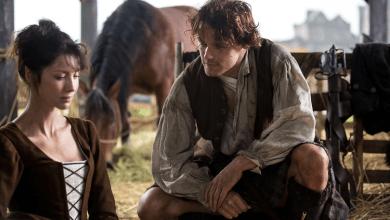 Photo de Outlander – Faites la connaissance de Jamie Fraser !