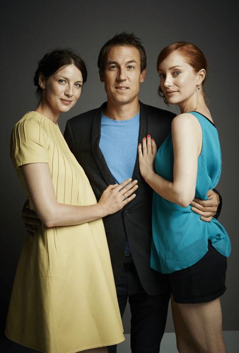 Outlander - Portrait Studio Powered By Samsung Galaxy