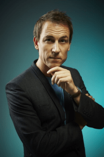 Outlander - Portrait Studio Powered By Samsung Galaxy - Tobias Menzies