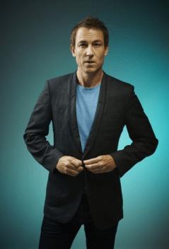 Outlander - Portrait Studio Powered By Samsung Galaxy - Tobias Menzies