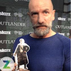 Outlander Premiere - Graham McTavish (1)