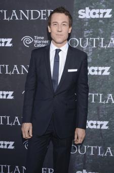 Outlander Premiere - Tobias Menzies