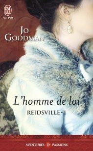 L'homme de Loi (Reidsville T1) de Jo Goodman