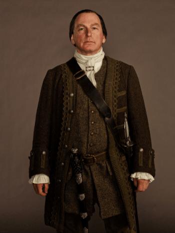 Outlander - Colum MacKenzie 1