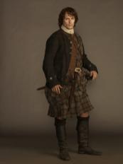 Outlander - Jamie Fraser 3