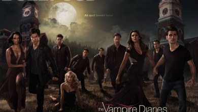 Photo of The Vampire Diaries – Le poster de la saison 6
