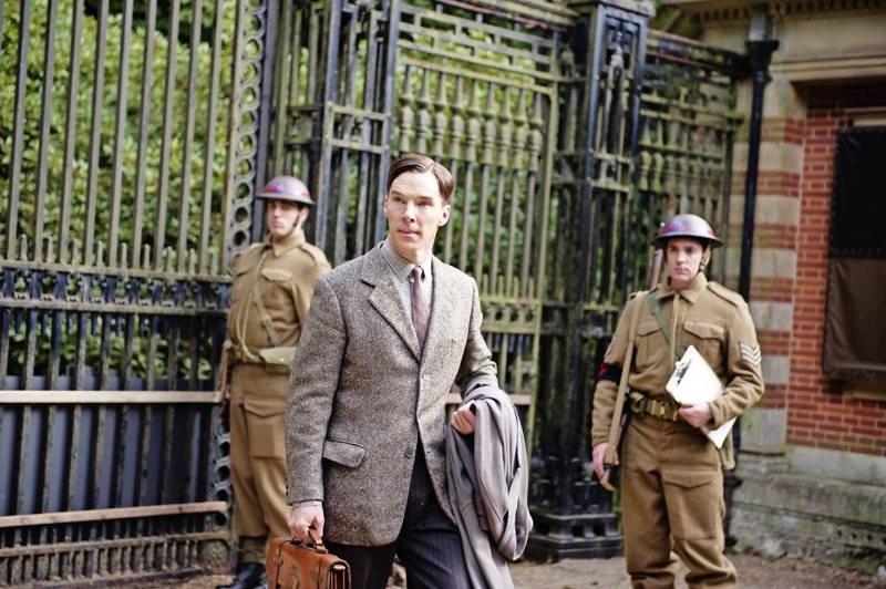 Benedict Cumberbatch TIG