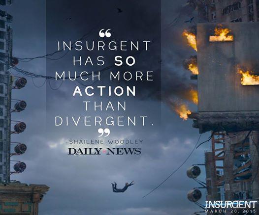 Divergente 2 - promo Teaser 1