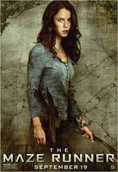 Le labyrinthe - Teresa