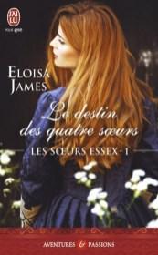 Les soeurs Essex T1 - Le Destin des Quatres Soeurs de Eloisa James
