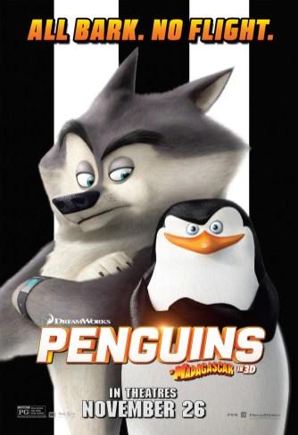 Les Pingouins de Madagascar - 001